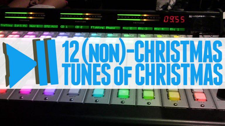 the hijack 12 (non)-christmas tunes of christmas