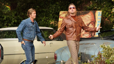 Hollywood - Pitt, DiCaprio