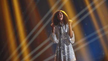 Jael Wena places third at Junior Eurovision, Credit: ABC.