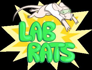 Lab Rats Show Logo