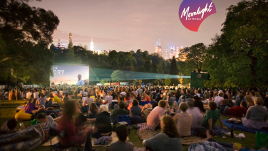 Moonlight cinema - the dry