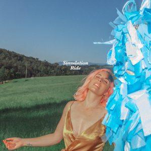 NEW 01 Simulation Ride (Album Cover)