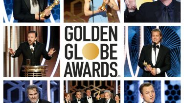 Podcast Golden Globes