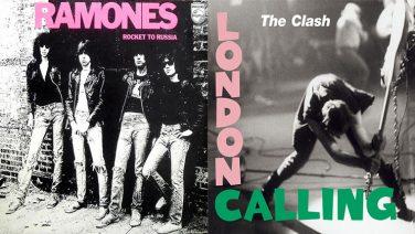 Ramones v Clash WEB