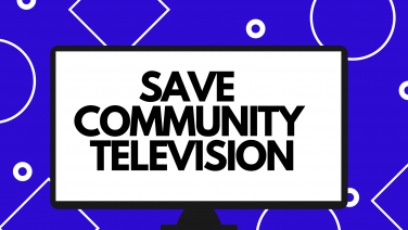 SAVE COMMUNITY TV