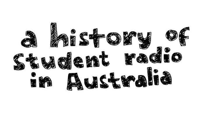 Student Radio header