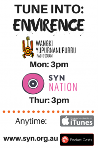Tune Into Envirence