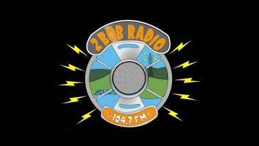 The 2BOB Radio Taree logo