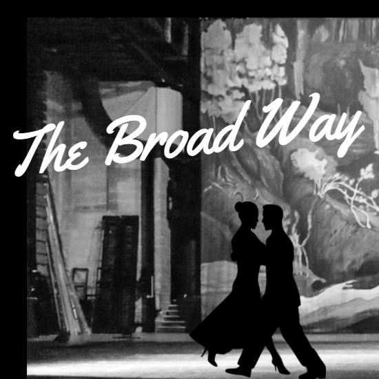 The Broad Way Logo