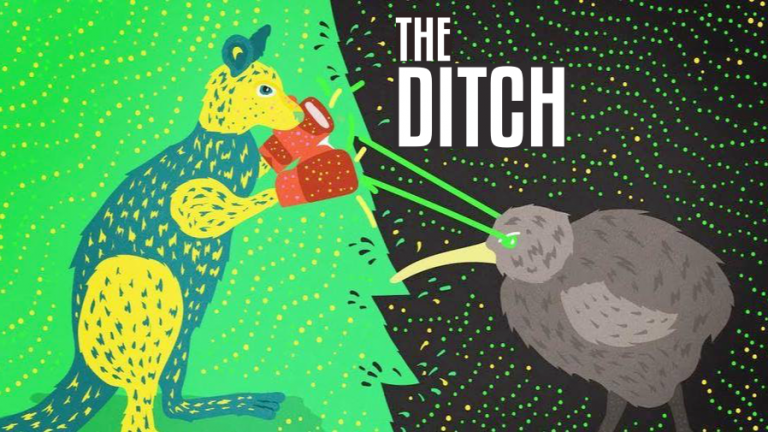 The Ditch Podcast with Josh and Aidan