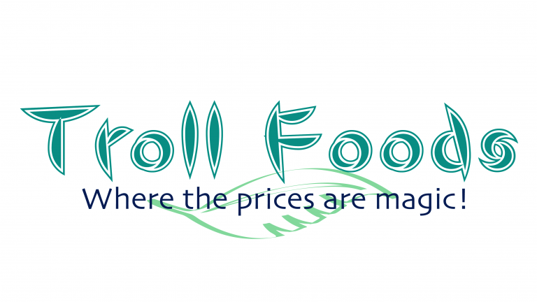 Troll Foods Logo only words