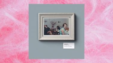 fairy floss background with fanfickk's album art