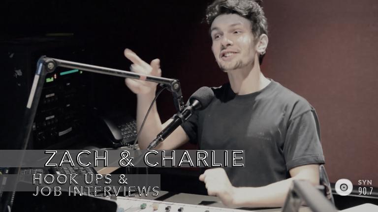 Zach & Charlie Cover