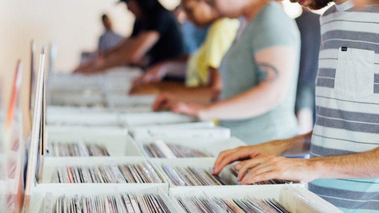 Digital Digging - Record Store