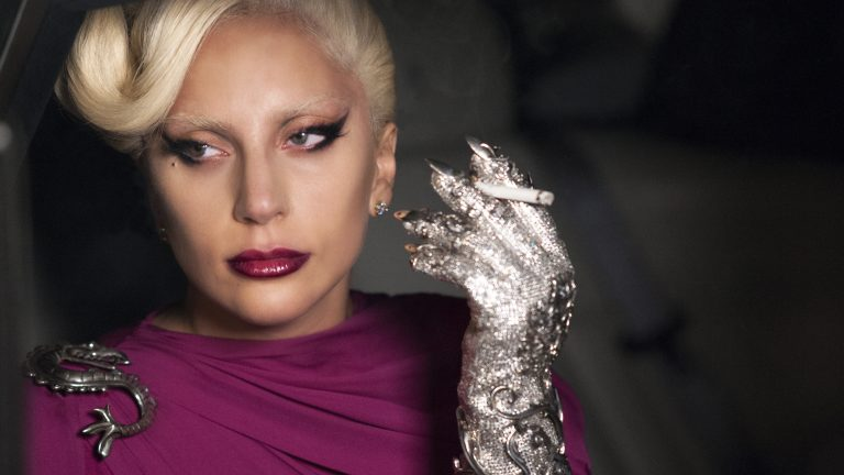 """AMERICAN HORROR STORY -- """"Chutes and Ladders"""" Episode 502 (Airs Wednesday, October 14, 10:00 pm/ep) Pictured: Lady Gaga as the Countess. CR: Suzanne Tenner/FX"""