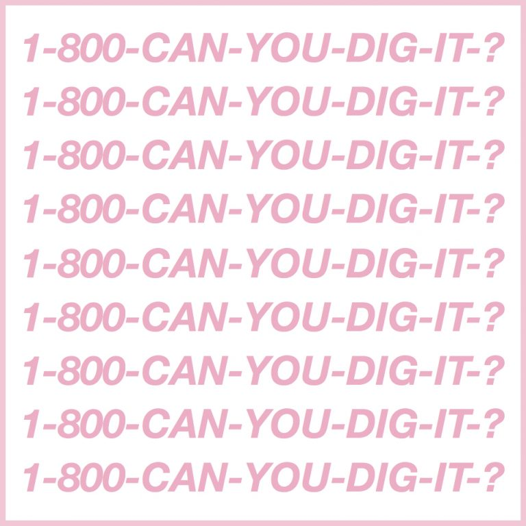 can you dig it logo
