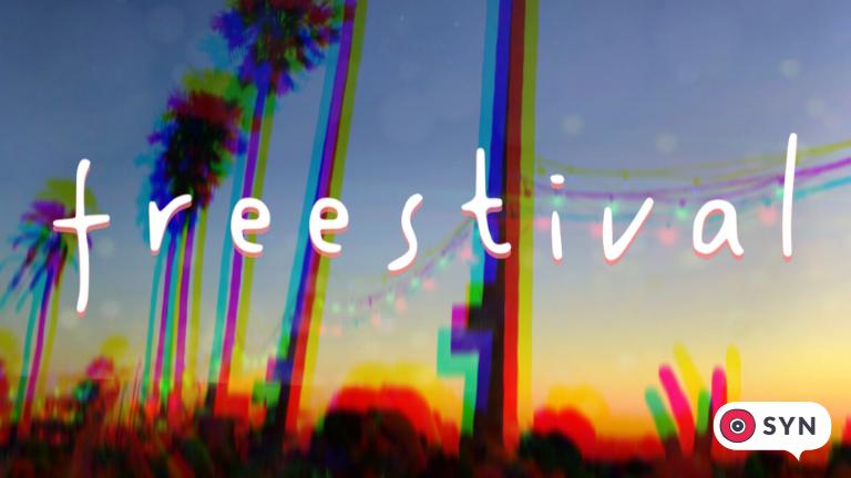 freestival wordpress banner