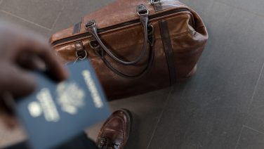 Photo: Brown Leather Duffel Bag by: nappy available HERE and used under a Creative Commons Attribution. The image has not been modified.